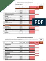 Modelo de Presupuesto Cine