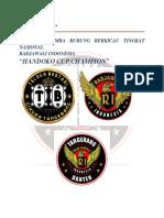 Proposal Handoko Cup Champions
