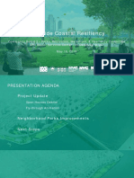 Parks Department Presentation To Manhattan CB3, May 16, 2019