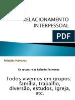 Rela Es Inter Pessoa Is