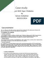 Case Study Diabetes