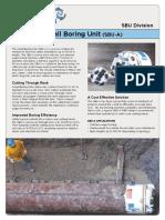 SBU a Spec Sheet 2009 US