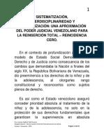 Jurisdicción Penal de Responsabilidad de Adolescentes en Venezuela.