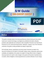 SM-G925F Software Repair Guide