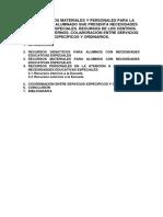 LOS RECURSOS MATERIALES Y PERSONALES PARA LA ATENCIÓN DEL ALUMNADO QUE PRESENTA NECESIDADES EDUCATIVAS ESPECIALES.docx