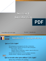 Tutorial CIO Light Introduccion