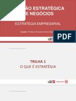 GEN Estratégia Empresarial Trilha 1