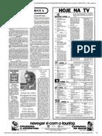 31 de Dezembro de 1976, Matutina, Cultura, Página 38SAIR DO MODO de TELA CHEIAsaramados e Saramandices