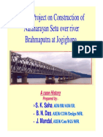 Bridge Over Brahmaputra