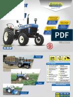 3600 2 TX All Rounder Rotary Brochure India En
