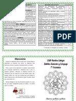 Boletín AL Modelo 2017