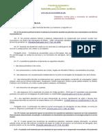 Lei 1060 - Institui Justica Gratuita