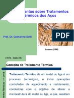 1_Aula Teórica 1_ Fundamentos Tratamento Térmico