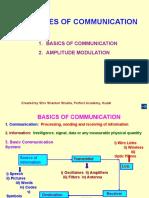 1 Amplitude Modulation