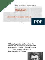 Power Rorschach Completo 2017