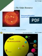 Solar Resource_irradiance