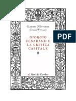 Claudio d'Ettore