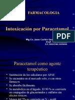 Intox - Paracetamol