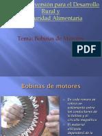 Bobinas de Motores