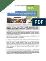 En Todo El Perú y América Latina y El Caribe Se Celebra La Tercera Semana