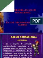 1.-Disciplinas de La Salud Ocupacional