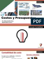Clase 2- Costos , Valor y Precio