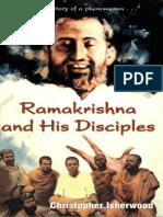 Ramakrishna and His Disciples (1994, Advaita Ashrama) _ Isherwood, Christopher -