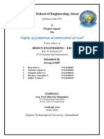 Safety of Pedestrain at Intersection of Road.pdf