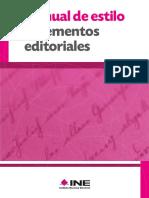DECEyEC Manual de Estilo INE Actualizado