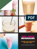 Soy Juice Beverages