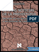 Ultimas Noticias de La Prehistoria - Yves Coppens