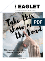 The Eaglet | Vol. 31, No. 2 | May 2019
