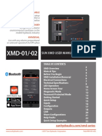 XMD Mobile App User Manual
