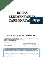 17 Rocas Carbonatadas