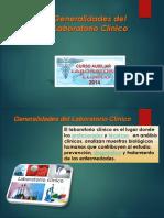 Generalidades Del Lab Clinico
