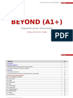 Programaciones beyond