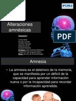 DIAPO ALTERACIONES AMNESICAS
