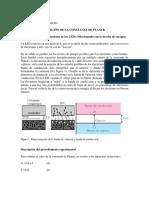 Medida de la constante de Planck
