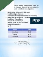 Registro Sónico y Densidad (1)