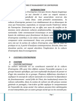 Culture Et Management de Lentreprise 11