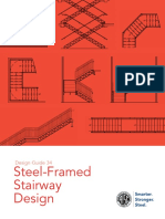 AISC Design Guide 34-Steel Framed Stairway Design