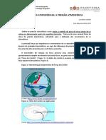 A Variável Pressão Atmosferica