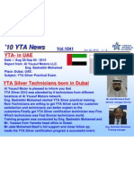YTA silver technicians in UAE