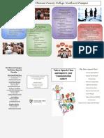 speech brochure