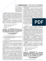 Aprueban El Programa Curricular de Educacion Inicial El Pro Resolucion Ministerial n 649 2016 Minedu 1464314 1