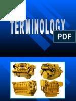 Engine Terminology