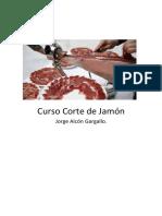 Manual Corte Jamón