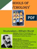 Schools of Psychology.ppt