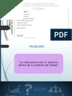 UNIDAD III Solución de Problemas de Manufactura