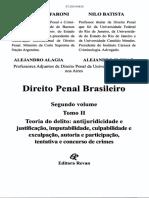 Direito Penal Brasileiro Zaffaroni t.2